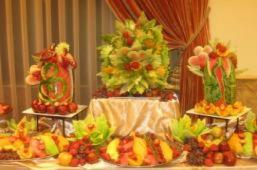 Ice King Creations - Fruit Carvings